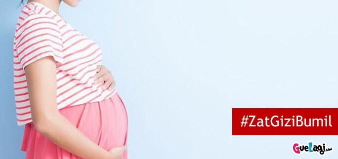 zat gizi untuk ibu hamil