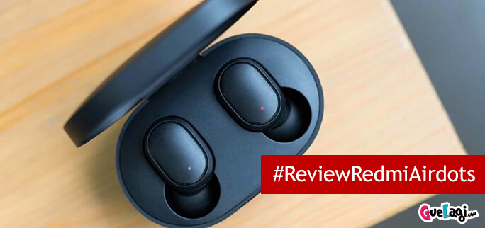 review redmi airdots xiaomi